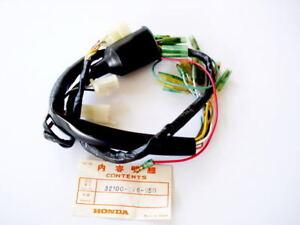 genuine wire wiring harness honda s90 cs90 nos japan   ebay  ebay