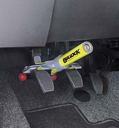For Mini Cooper 2007/>2013 Bullock Excellence K Blocca Pedale Antifurto C//Manuale