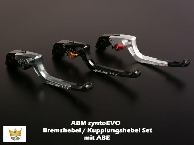 Abm Syntoevo Yamaha MT-09 / Sport Tracker Année Fab. 14- Frein Embrayage Kit ABE