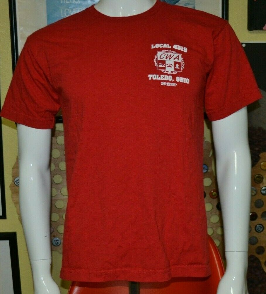 Tennessee Communications Workers Of America Vintage 90/'s XL T-Shirt