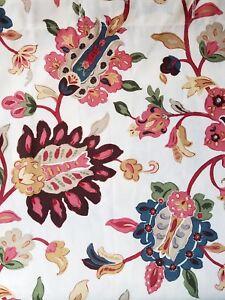 Image Is Loading Botanical Shower Curtain Threshold Cotton