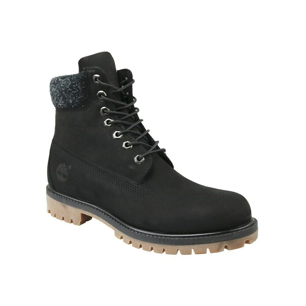 Shoes Universal Men Timberland 6 IN Premium Boot A1UEJ Black