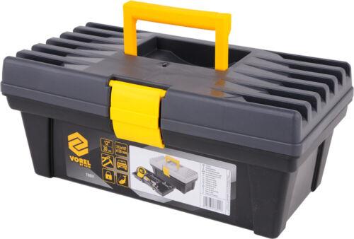 """Plastique Boîte à outils 12/"""" 312x167x130mm"""