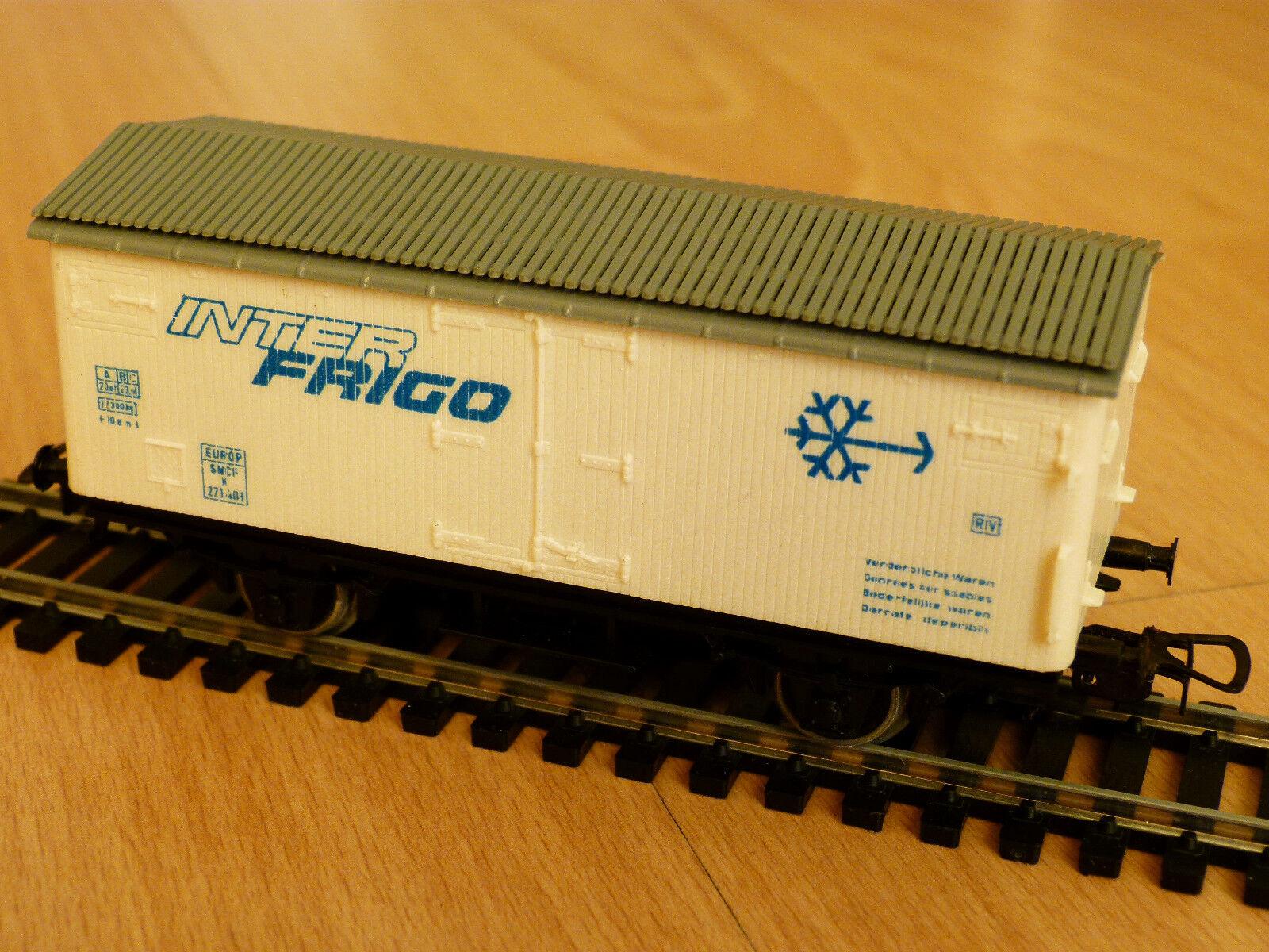 trova il tuo preferito qui Piko Piko Piko H0 Refrigerator Wagon DR Freight auto  ecco l'ultimo
