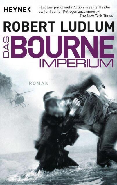 Ludlum, Robert - Das Bourne Imperium: Bourne 2 - Roman /4
