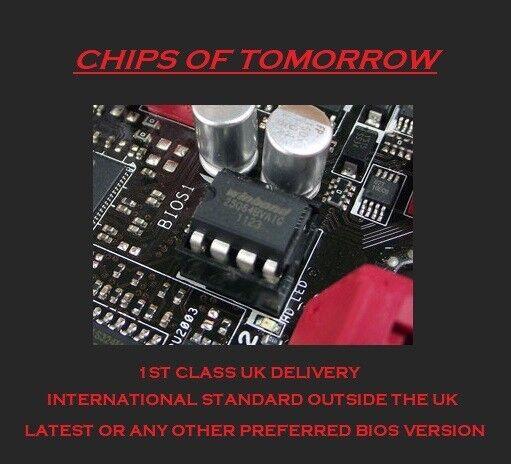 P5Q Deluxe P5QC BIOS CHIP for ASUS P5Q P5Q3 P5QL Pro P5Q Pro Turbo P5Q SE