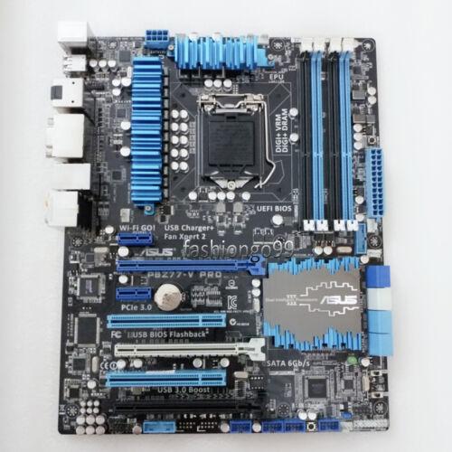 Asus P8Z77-V PRO LGA 1155//Socket H2 AMD Desktop Motherboard Intel Z77 ATX DDR3