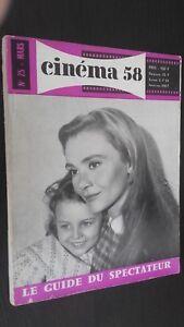 Revista-Dibujada-Cinema-N-25-Mars-1958-ABE
