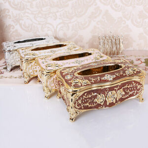 European-Retro-Style-Tissue-Box-Napkin-Holder-Paper-Case-Cover-Home-Room-Decor