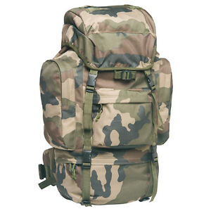 Sac-a-dos-Commando-en-tissu-Camouflage-reglementaire-armee-francaise-65-Litres