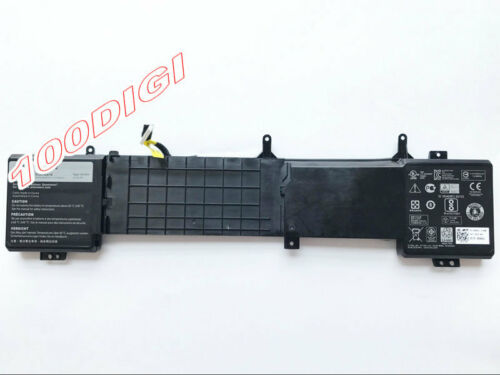 92Wh 6JHDV Battery For Dell Alienware 17 R2 R3 ALW17ED-1728 1828T 2728 3728 3828