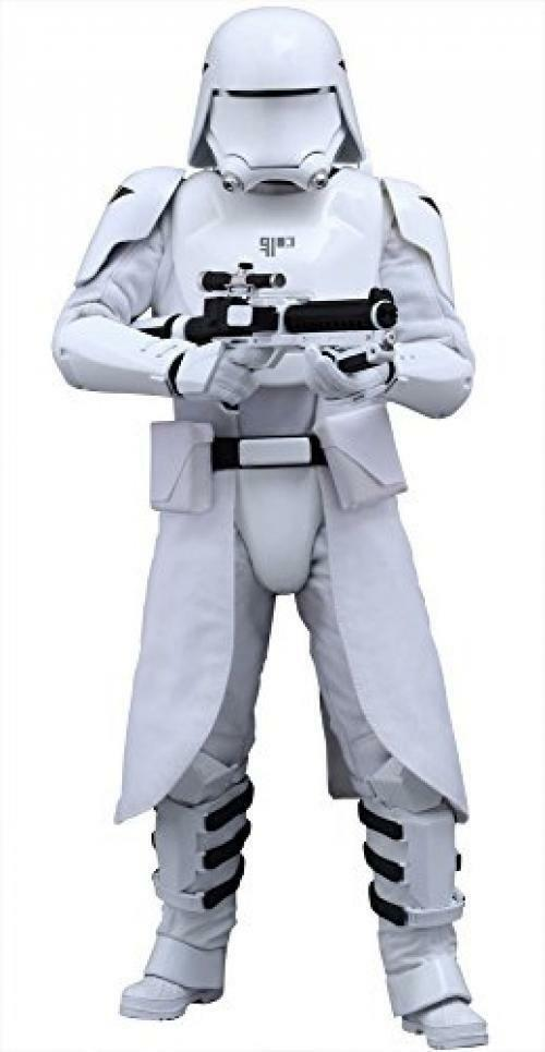 NEW Movie Masterpiece STAR WARS FIRST ORDER SNOWTROOPER 1 6 Figure Hot Toys F S
