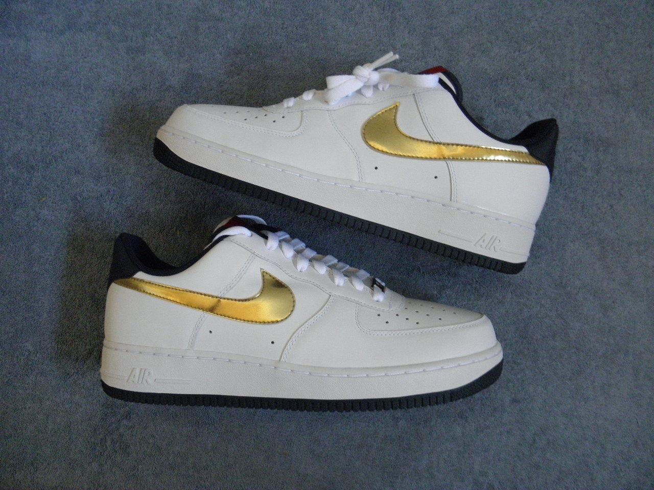 Nike Air Force Charles TEAM Barkley One 1 I Olympic Dream TEAM Charles USA Olympic 2018 11 DS 7f22d0