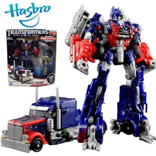 OPTIMUS PRIME MECHTECH HASBRO ROBOT TRUCK CAR ACTION FIGURE KID TOY