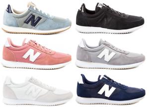 NEW-BALANCE-WL220-Sneakers-Baskets-Chaussures-pour-Femmes-Toutes-Tailles-Nouveau