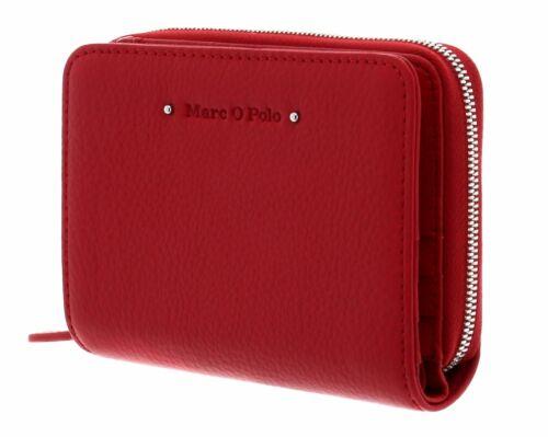 Marc O /'Polo Incas Combi Wallet S Portefeuille Lipstick Red Rouge Nouveau
