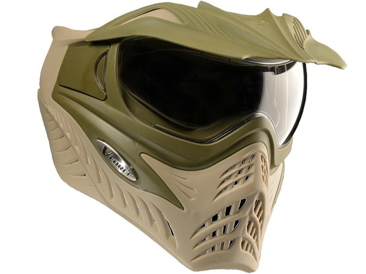 nuovo VForce VForce Grill Thermal Goggles Mask  Dual Olive Drab  Desert Tan