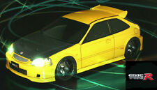1/10 RC BODY HONDA CIVIC TYPE R BODY SHELL 190MM