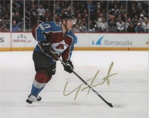 Colorado-Avalanche-Tyson-Jost-Signed-Autographed-8x10-NHL-Photo-COA-2