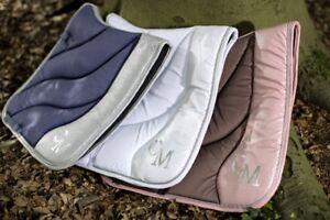 Schabracke-Soft-Powder-Cavallino-Marino-verschiedene-Farben-NEU