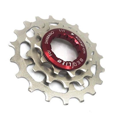 Bike Chrome 3 Speed Cassette Cog Sprocket For Brompton Folding Bke 11t 14t 19t