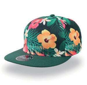 Cappello-Rapper-Berretto-Visiera-Piatta-Skaters-Rap-Snapback-Cap