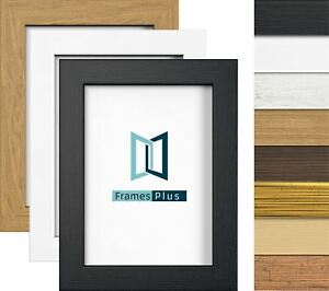 A1,A2,A3,A4,A5,A6 Wooden Effect Modern /& Stylish Photo//Picture//Poster Frames