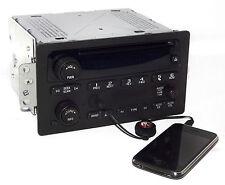 Chevy & GMC 2005-2009 Truck Radio - AM FM CD Player w Aux MP3 Input OEM 15850275