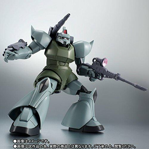 Robot Spirits SIDE MS-14A Gelgoog & C-Type Equipment Ver.A.N.I.M.E. Abbildung