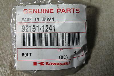 NOS Kawasaki 92071-1025 Air Cleaner Grommet OEM