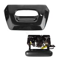 Tailgate Handle And Bezel Set Black For 02-06 Chevy Avalanche on sale