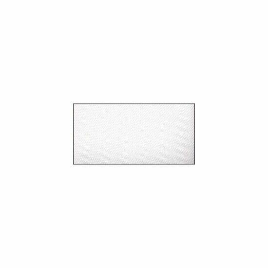 Wrights 117794030 Single Fold Satin Blanket Binding White
