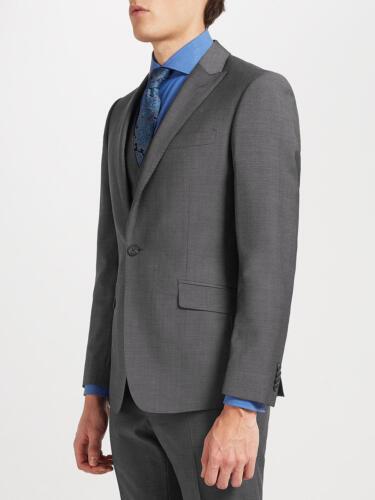 Sheen Bnwt 40l Suit Richard Slim Tonic James Mayfair Charcoal Rrp Jacket AwHxx8UqnR
