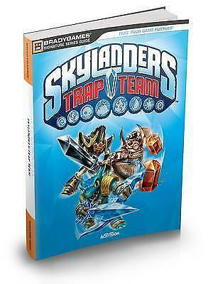 1 of 1 - Skylanders Trap Team Signature Series Strategy Guide by DK Publishing Paperback