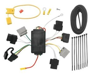 trailer wiring harness kit for 05 07 ford escape 05 06 mazda tribute 2013 Ford Escape Trailer Wiring image is loading trailer wiring harness kit for 05 07 ford