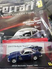 """FERRARI GT COLLECTION  - FERRARI 250 GT BERLINETTA """"ZAGATO"""" - 1956 1/43"""