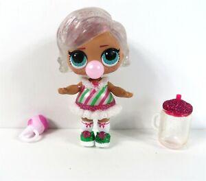 LOL SURPRISE GLITTER GLOBE WINTER DISCO DREAMIN BB doll