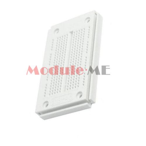 SYB-46 270 Tie-point Solderless PCB Prototype Breadboard 65pcs Jumper Wires