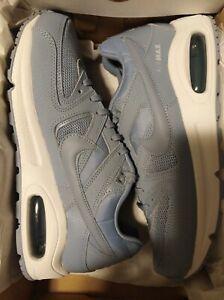 Grabar Llorar promedio  Women's Nike Air Max Command - blue grey white Size 9   eBay