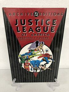 Justice-League-of-America-Archives-Vol-6-DC-Comics-Hard-Cover-Brand-New-Sealed