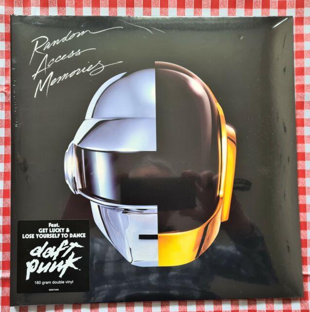 Daft Punk Random Access Memories – Double vinyle. Neuf en emballage d'origine.