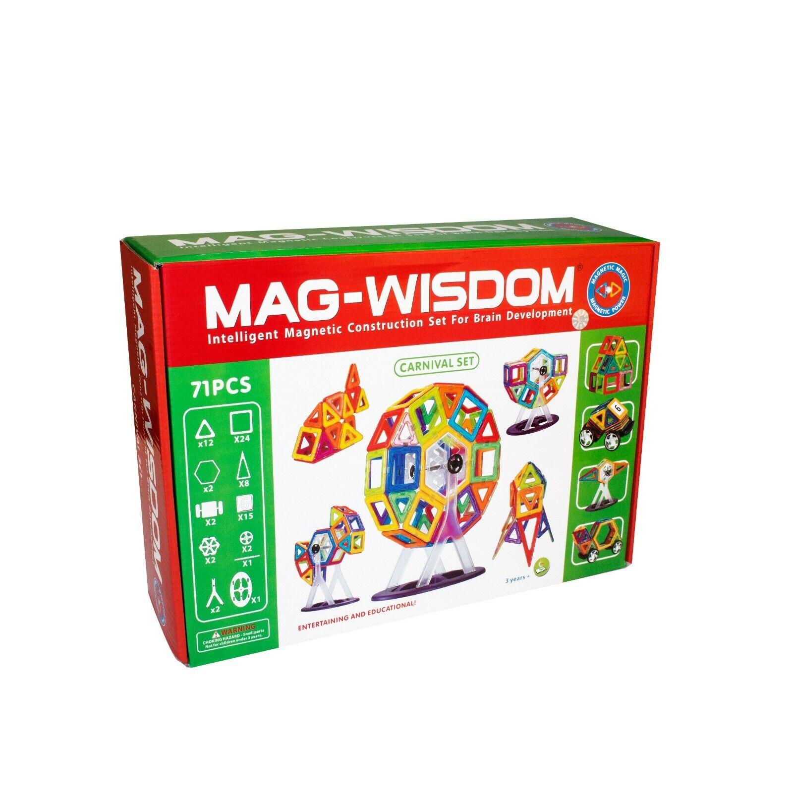 Qualità Premium educativo Giocattoli Magnetici