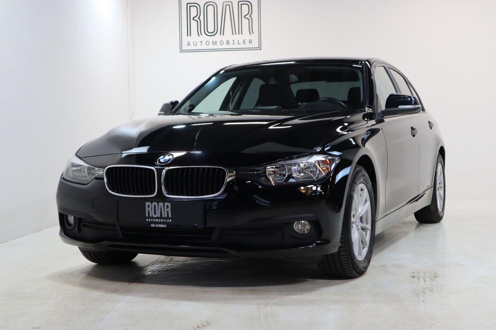 BMW 320d 2,0 aut. 4d - 209.900 kr.