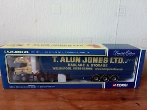 Corgi Cc12913 T Allun Jones Lorry