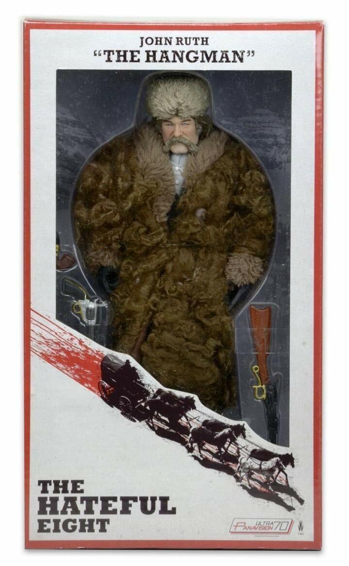 Hateful Eight 14935 20cm The Clothed John    The Hanguomo   Ruth (Kurt Russell)  prezzi bassi di tutti i giorni