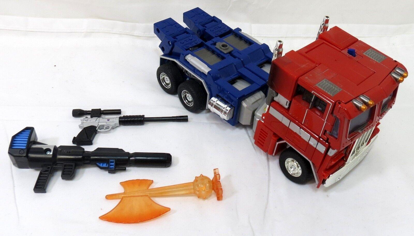 Hasbro Figura de Transformers Masterpiece MP-1 Optimus Prime
