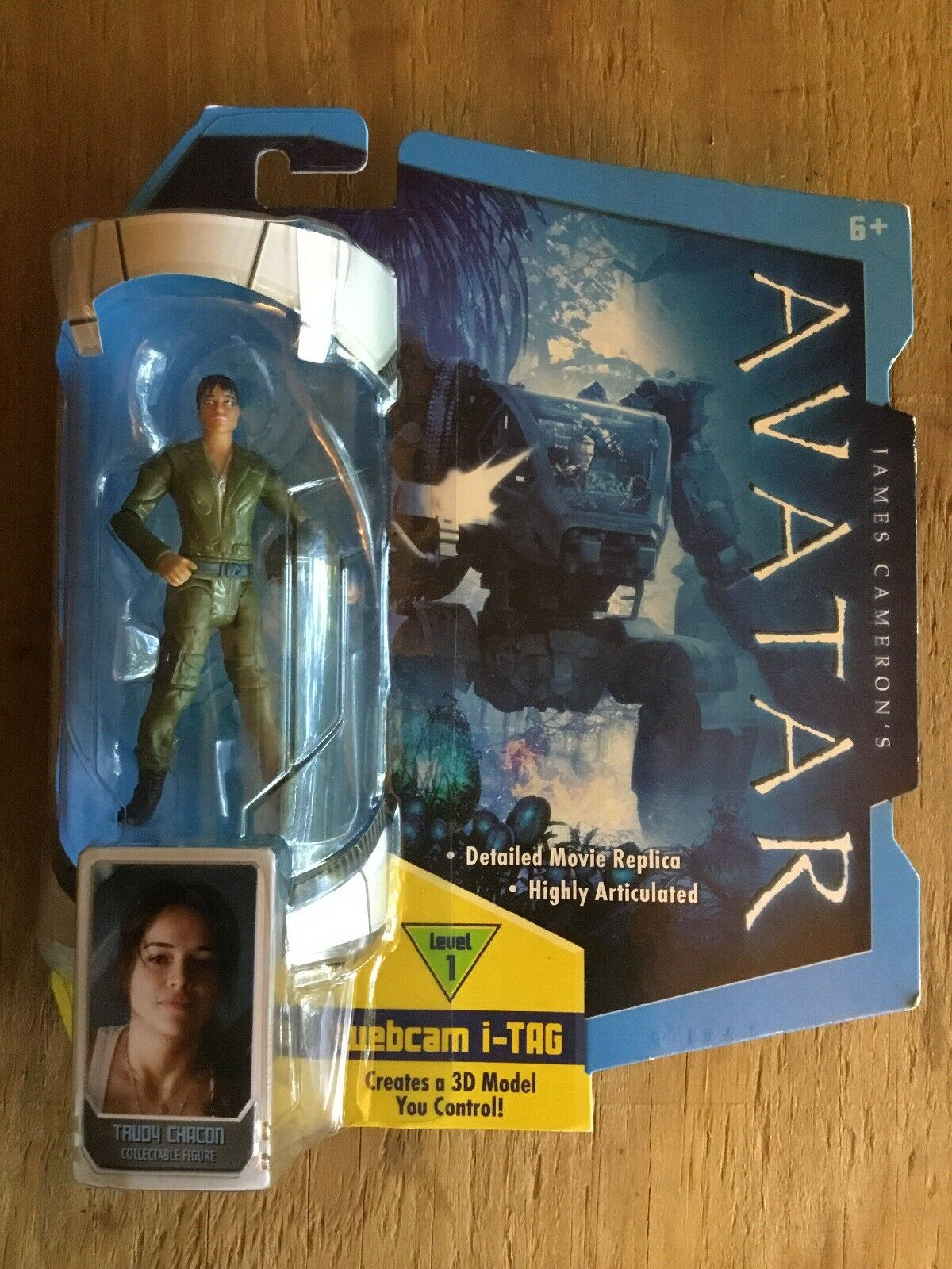 Avatar Trudy Chacon Action Figure