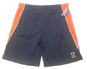 Pro-Edge-Illinois-Fighting-Illini-Athletic-Basketball-Shorts-Big-Mens-Blue-2XL