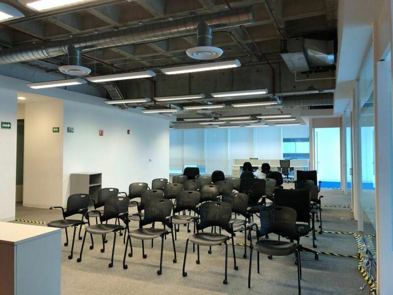 Renta - Oficina - Torre Esmeralda III - 509 m2 - Piso 7