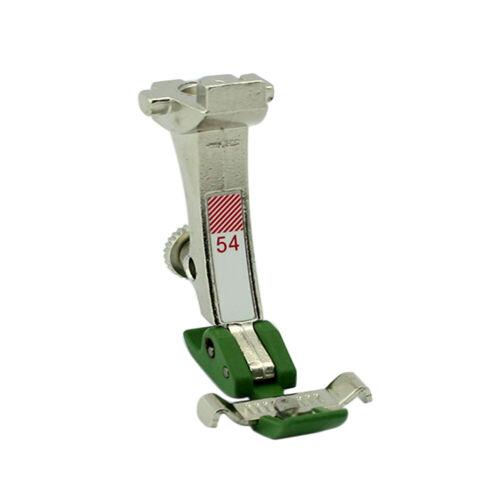 #54N Bernina Non-Stick Zipper Foot #0084797500 Genuine New Style Machine